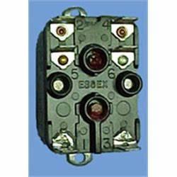 24 Volt Rbm Blower Motor Relay   6 Terminals
