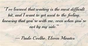 paulo coelho eleven minutes | Tumblr | quotes | Pinterest