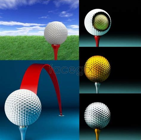 golf hd pictures psd    psd hd picture