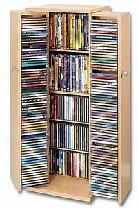 Cd Dvd Regal : cd schrank f r 296 cds farbe buche bestellen ~ Indierocktalk.com Haus und Dekorationen