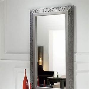 miroir contemporain design mobilier table miroirs design With grand miroir contemporain