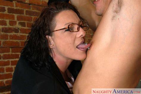 Mrs Cummings In My First Sex Teacher