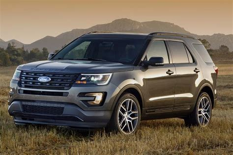 Should You Choose A Body-on-frame Suv Or A Car-based