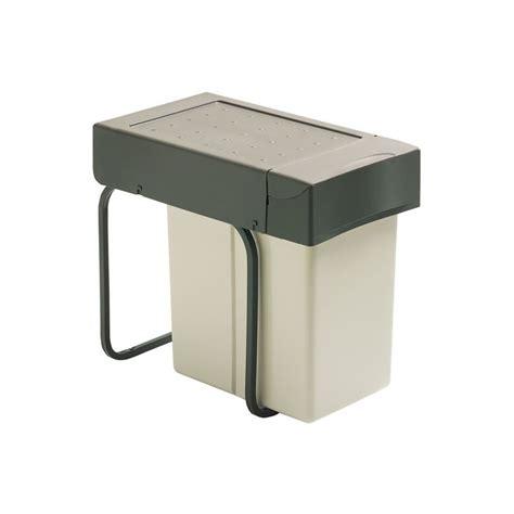 poubelle cuisine 20 litres poubelle cuisine coulissante sous evier obasinc com