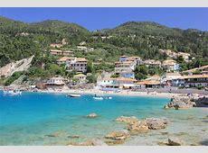 Agios Nikitas village Lefkada Island's beautiful West Coast