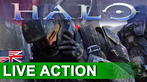 Halo Landfall Official Live Action Short Movie W