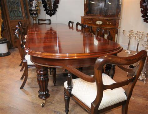 Mahogany Dining Room Table And Chairs Marceladick