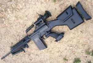 FN FAL Sniper Rifle