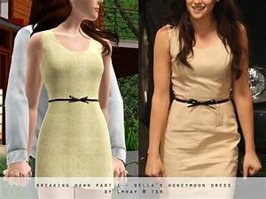 lmway's Breaking Dawn Part I - Bella Cullen's Honeymoon Dress