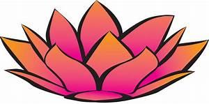 Lotus Flower Symbol - ClipArt Best