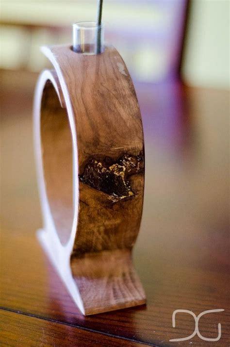 handmade curvy test tube vase  district  custommadecom