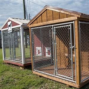 buy best outdoor wooden dog kennels georgia yard barns With best place to buy dog kennel