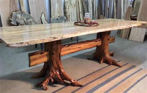 Live Edge Slab Furniture • Insteading