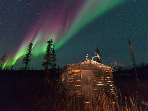 Aurora Borealis Picture  Arctic Photo National