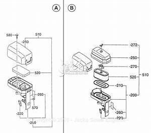 robin subaru ex17 rev07 13 parts diagram for air cleaner With robin subaru ex17 rev07 13 parts diagrams for carburetor