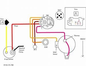 New Vacuum Diagram