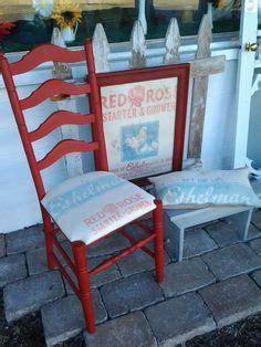ideas  ladder  chairs  pinterest