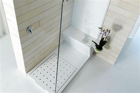 piatti doccia corian piatto doccia e parete in corian andreoli corian