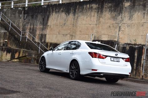 2015 Lexus Gs 450h F Sport Review (video)