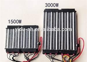 1500w 220v Ptc Ceramic Air Heater 140 152mm Electric