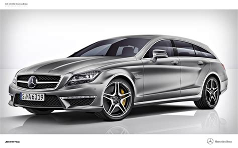 Mercedes Cls Class Wallpapers by Automotivegeneral Mercedes Cls Shooting Brake Wallpapers