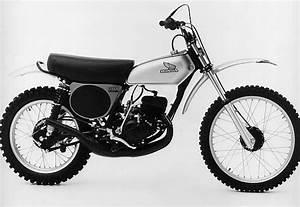 The Amazing History Of Honda Dirt Bikes