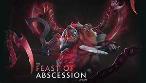 Dota 2 News The Pudge Arcana Arrives And It39s Bloody
