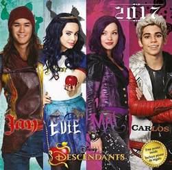 Disney Evie 2 Mal and Descendants