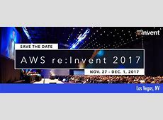 AWS ReInvent 2017 APPSeCONNECT