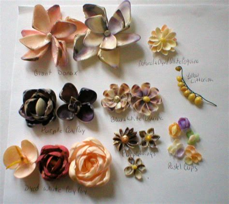 how to make seashell flowers rosebuds and seashells sailor s valentines and seashell flowers sailor s valentines seashell