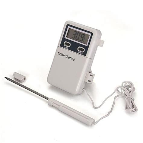 sonde de temperature cuisine thermometre de cuisson numerique sonde temperature cuisine