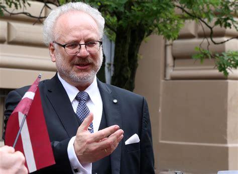 Par Latvijas Valsts prezidentu ievēlēts Egils Levits ...