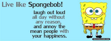 spongebob facebook cover fbcoverlovercom