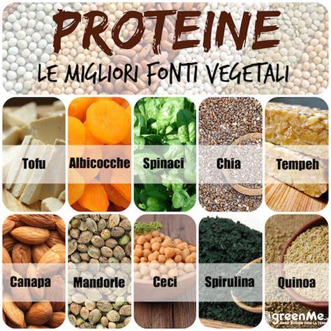 Calcio Alimenti Vegetali Le 10 Migliori Fonti Vegetali Di Proteine Greenme