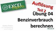 Benzinverbrauch Berechnen : andreas thehos youtube ~ Themetempest.com Abrechnung