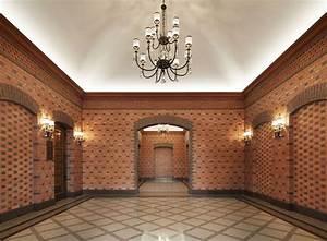 Amazing, Brick, Interior