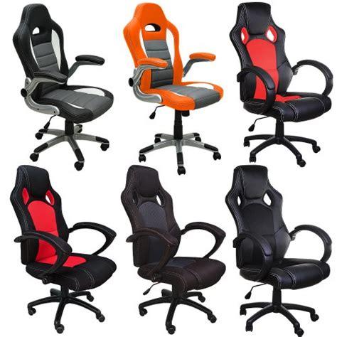 fauteuille de bureau gamer fauteuil chaise de bureau ergonomique gamer pc siège