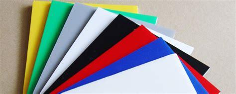 สีแผ่นโฟมบอร์ด - Quality foam board