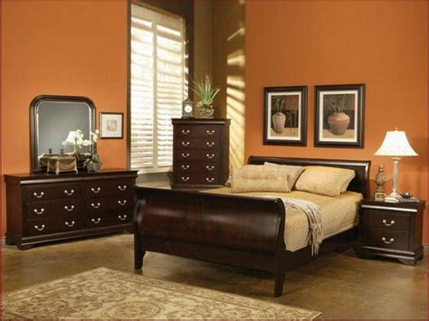 beautiful wall colors  bedrooms  paint color burnt