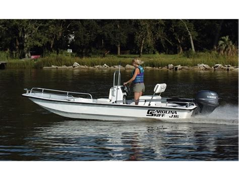 Skiff Kits For Sale by Carolina Skiff J 1650 Kit Boats For Sale Boats