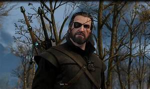 Snake U0026 39 S Eyepatch At The Witcher 3 Nexus