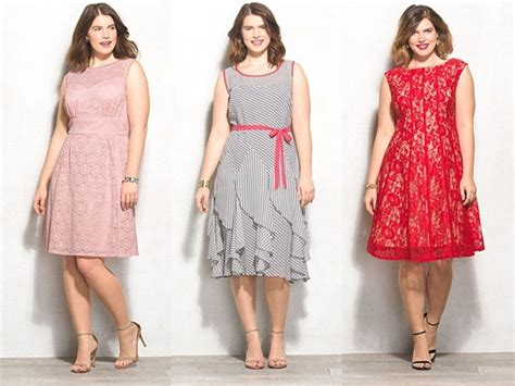 Dressing For Valentine's Day With Dressbarn