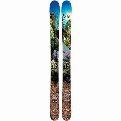 Icelantic Skis Nomad Gear
