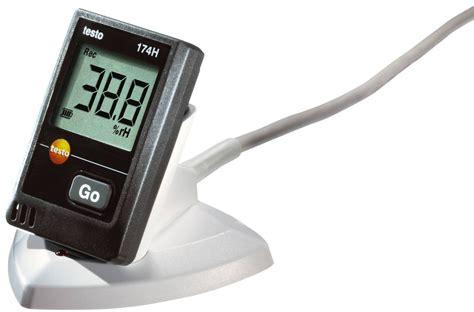 on testo testo 174 h mini temperature and humidity data logger