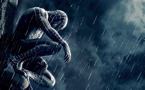 Black Spiderman Iphone Wallpapers Hd