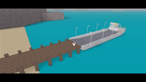 roblox lumber tycoon  ferry tutorial youtube