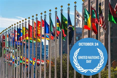 united nations day  printable  calendar