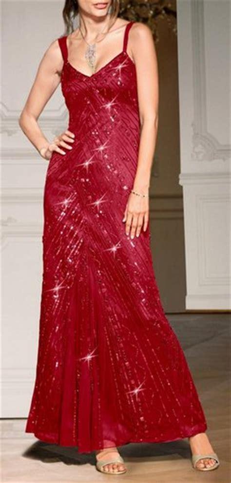 ballkleid glitzer lang abendkleid ballkleid gr 36 rot damen kleid glitzer