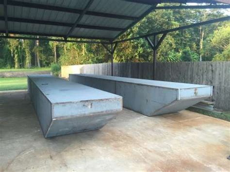Boats For Sale In Houma by 2016 Custom Made Barges Pontoons House Boat For Sale In
