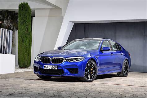 Bmw M5 (f90) Specs  2017, 2018 Autoevolution